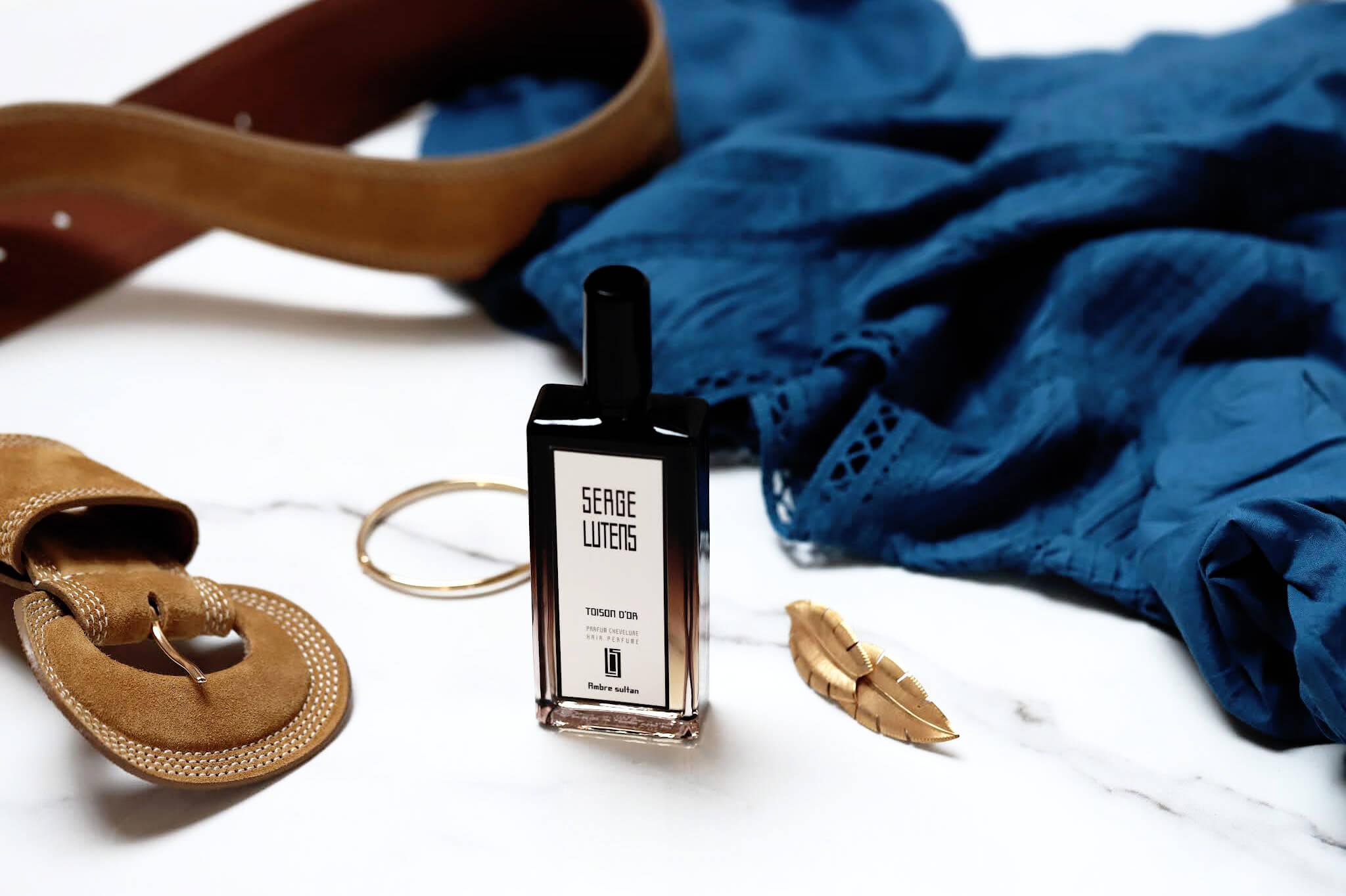 Serge Lutens Parfum Chevelure  Toison D'Or