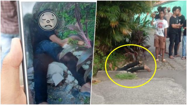 Polisi di Palembang Ditemukan Tewas dalam Selokan, Awalnya Dikira Boneka