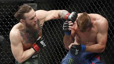 Cowboy Cerrone Tidak Mendapat Bayaran Dari Hak Siar Melawan McGregor