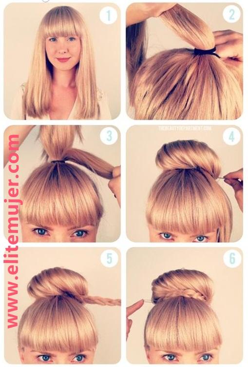 Looks de backstage y de alfombra roja Galería de fotos 1 de 56  - Imagenes De Peinados Simples