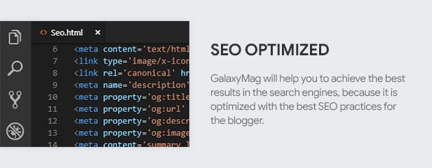 Galaxy Mag SEO Optimize