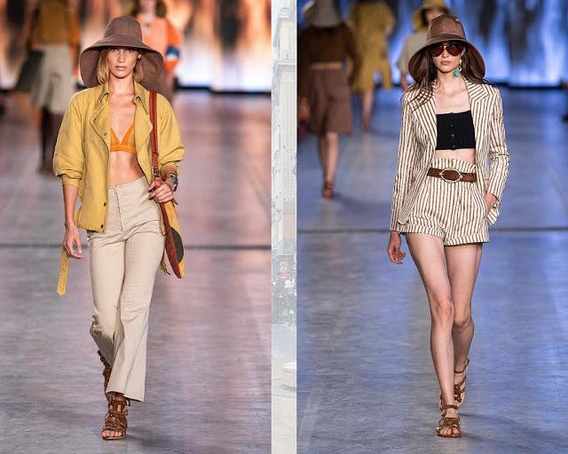 Тренды на неделе моды в Милане 3-2