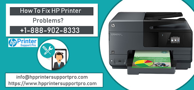 How To Fix HP Printer Problems?