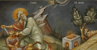 The Presence of Old Testament Righteous in the Liturgical Calendar and Liturgical Art of East and West