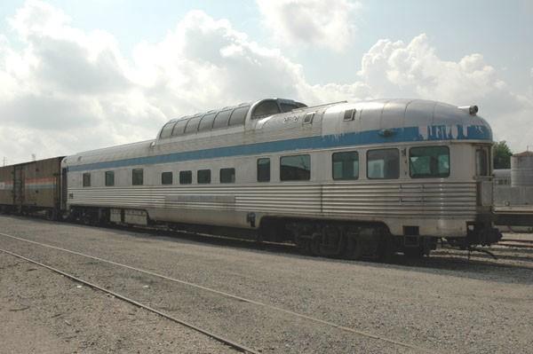 Budd Rail Cars For Sale