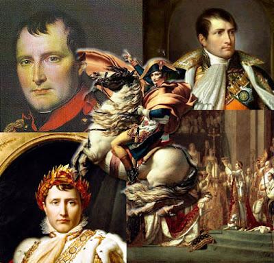 napoleone collage