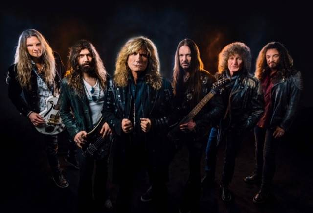 """WHITESNAKE: Ακούστε το νέο κομμάτι """"Trouble Is Your Middle Name"""""""