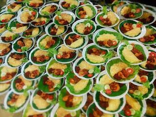 Menu Racikan ( Bengkulu Catering )