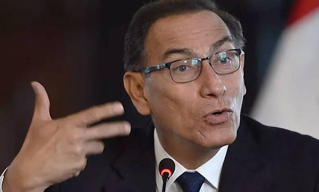 Martín Vizcarra no podrá vender ni transferir 21 propiedades
