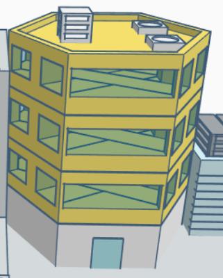 Hotel Building #5