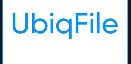 UbiqFile Free Premium account login ( email + password )