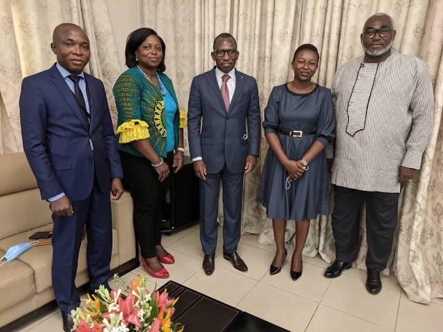 L'AFIT a échangé avec les Ministres des Affaires étrangères et de la Fonction publique