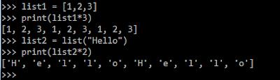 Python List Replicate CBSE Class 11 - Informatics Practices - Python Basics - List Manipulation (Part-2) - Question and Answers (#eduvictors)(#class11Python)