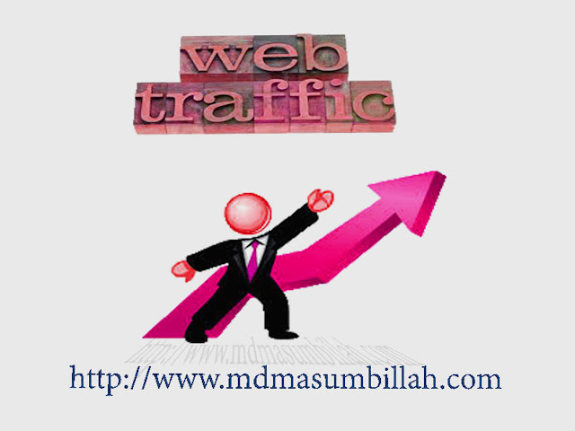 Web Traffic (Visitors)