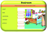 http://eslgamesworld.com/members/games/vocabulary/labeling/Bedroom/index.html