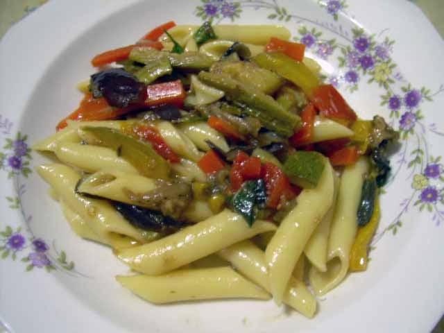 Nella cucina di teresa pasta all 39 ortolana - Nella cucina di teresa ...