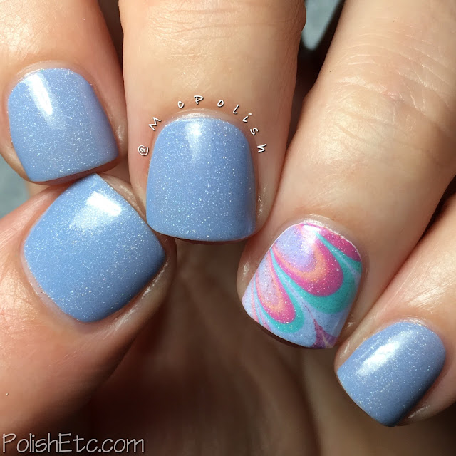 Lavish Polish - Spring 2016 Collection - McPolish - Springtime Bloom
