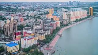 تأشيرة كازاخستان