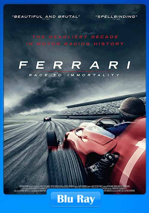 Ferrari Race To Immortality 2017 HEVC BluRay 100MB x265 Poster