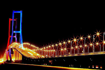 Wow! Inilah 10 Jembatan Terpanjang di Indonesia Saat ini