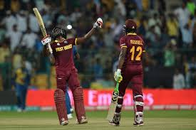 West Indies vs Sri Lanka 21st Match ICC World T20 2016 Highlights