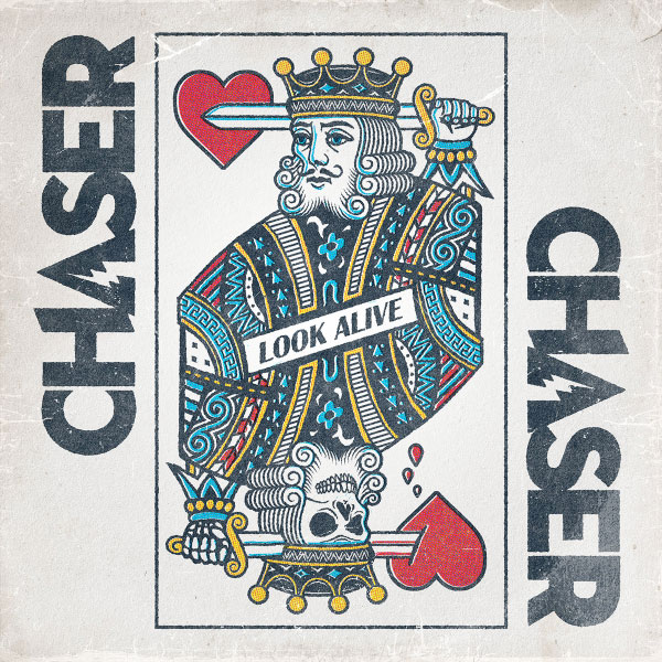 "Chaser premiere video for ""Look Alive"""