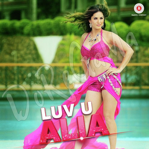 Sunny Leone's Luv U Alia new poster wallpaper