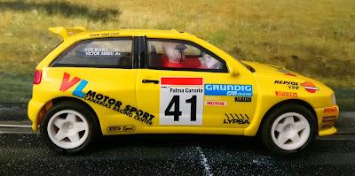 Seat Ibiza Kit-Car VL Motor Sport SCX