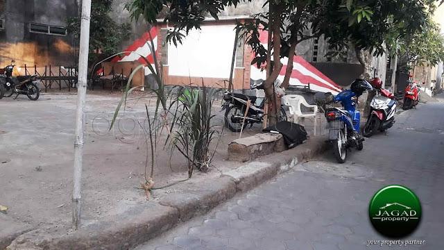 Tanah di Baciro dekat Kampus UIN