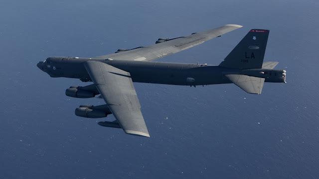 Memanas Jet AS Tembak Nuklir di Semenanjung Korea