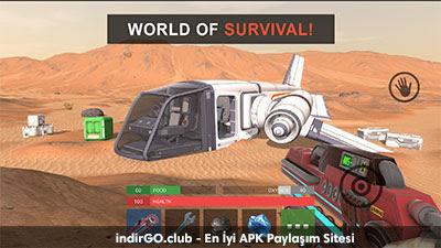 Marsus Survival on Mars MOD APK