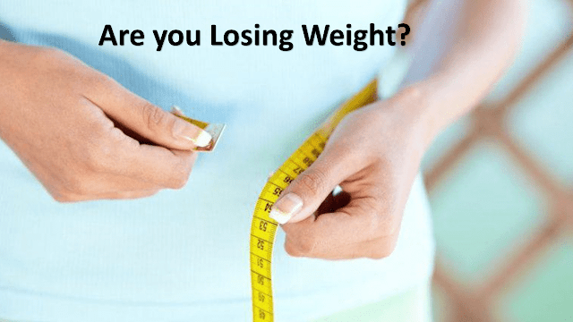 7 Signs Of Losing Weight