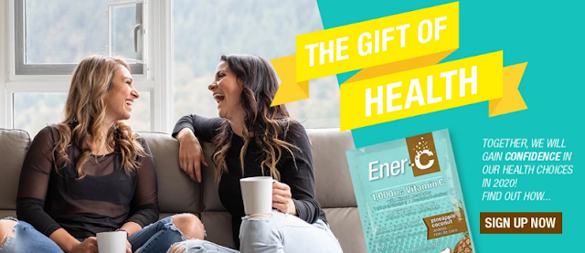Ener-C wants to help you to gain confidence in your health choices for the New Year, so they're giving away $1000 CASH to help you to redefine your health!