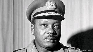 Tarihi Shugaban Najeriya na Mulkin Soja na farko Agunyi Ironsi