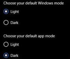 Fitur Windows 11 Dark Mode
