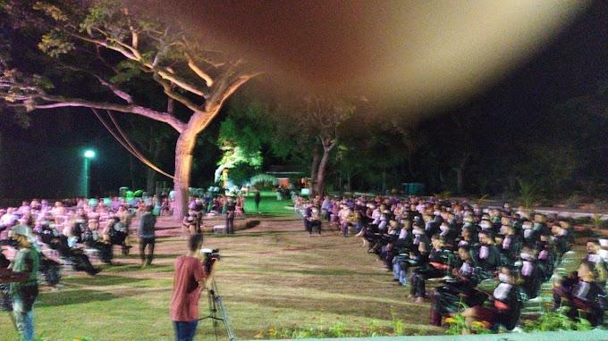 SOCIAL - FAI faz a primeira formatura ao ar livre de Caxias respeitando as regras da Covid