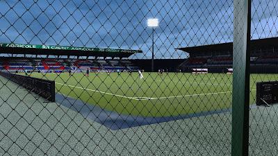 PES 2021 Stadium Stade Gaston Petit