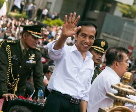 Empat Penyebab Turunnya Elektabilitas Jokowi