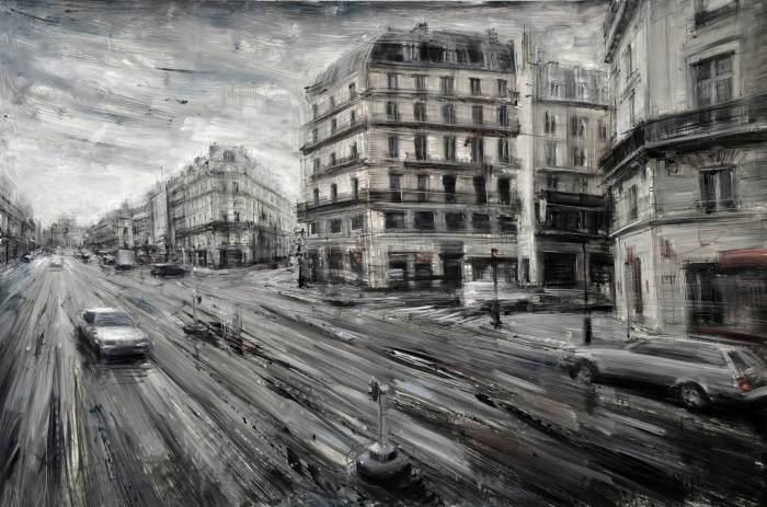 Городские и промышленные пейзажи. Valerio D'Ospina