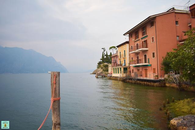Dónde alojarse Lago di Garda