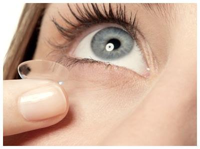 Nuevos Lentes de contacto inteligentes Monitorean el azúcar