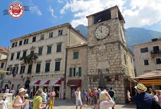 Kotor, Montenegro - Torre del reloj
