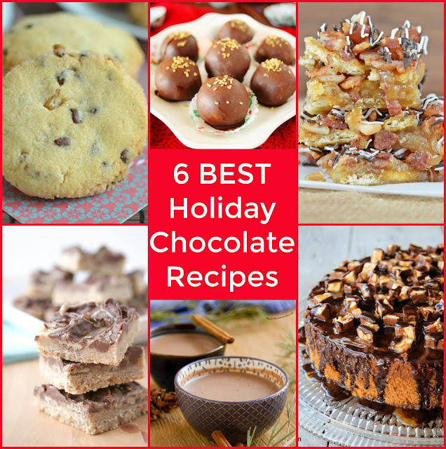 6 Best Holiday Chocolate Recipes!