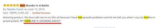 moringa oil benefits for hair