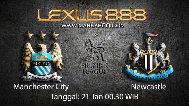 PREDIKSIBOLA - PREDIKSI TARUHAN BOLA MANCHESTER CITY VS NEWCASTLE 21 JANUARI 2018 ( ENGLISH PREMIER LEAGUE )