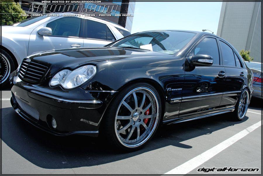 Mercedes-Benz: Mercedes-Benz C Class