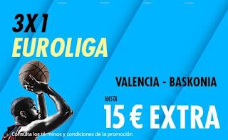 suertia promo Valencia vs Baskonia 8-4-2021