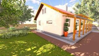 Proiecte de casa parter cu mansarda