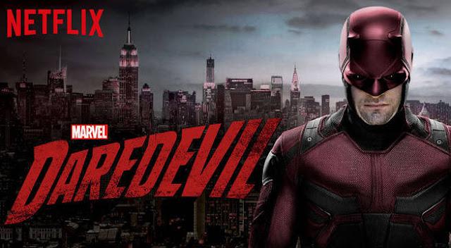 Netflix Daredevil - Marvel