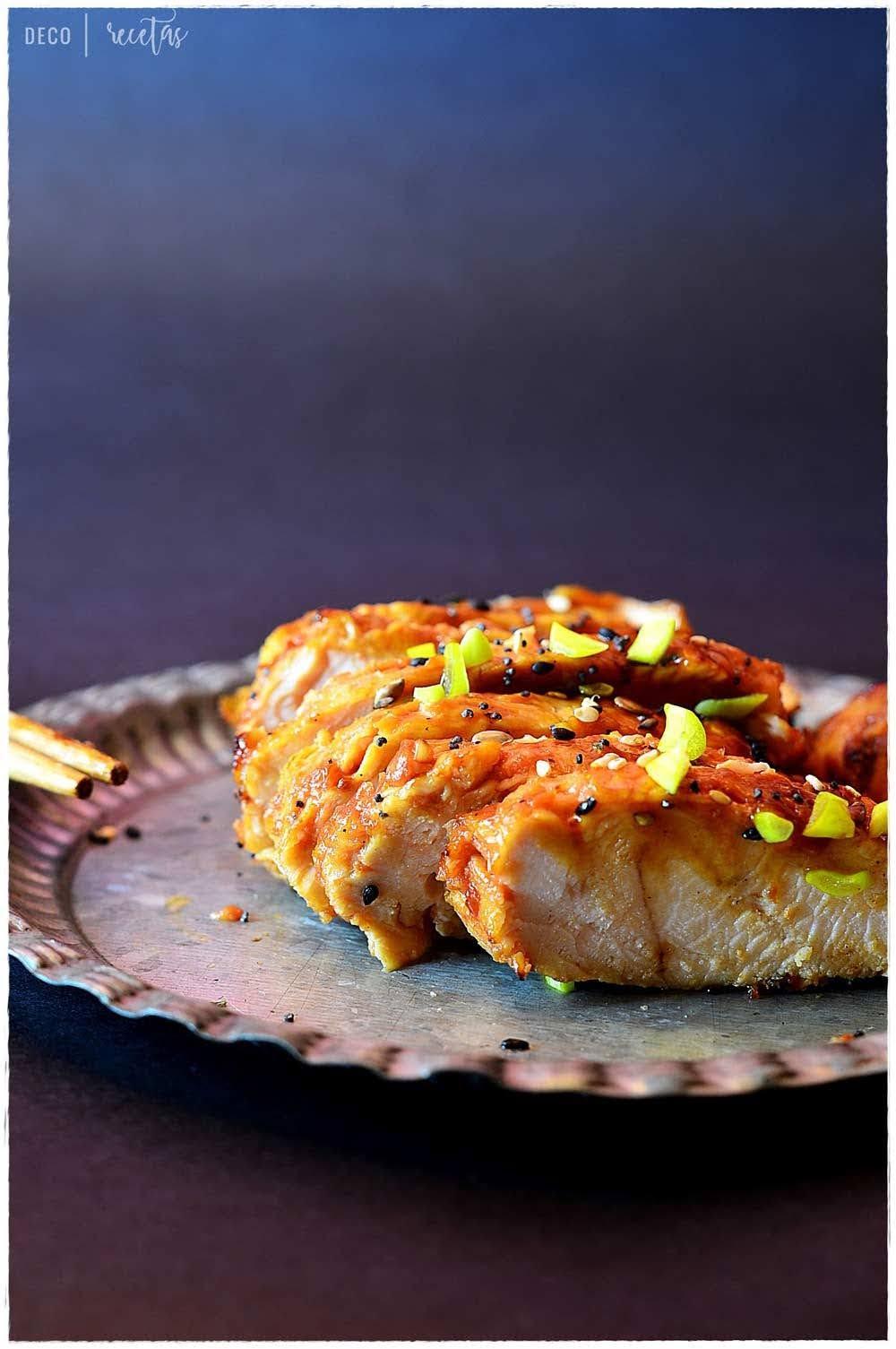 receta pollo teriyaki